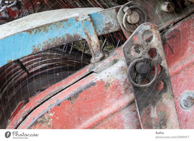 Landmaschinen. Lifestyle Design Wissenschaften Arbeit & Erwerbstätigkeit Beruf Arbeitsplatz Baustelle Fabrik Wirtschaft Landwirtschaft Forstwirtschaft Industrie
