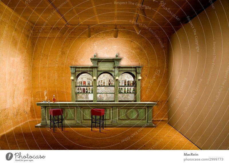Kellerbar Freude dunkel Innenarchitektur Gefühle Stil Stimmung Design Dekoration & Verzierung einzigartig Getränk Gastronomie Wein Möbel Bier exotisch