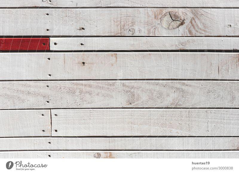 bunt bemalter Hintergrund aus Holzstruktur Innenarchitektur Dekoration & Verzierung Tisch Tapete Architektur Fassade natürlich rot weiß Farbe Konsistenz Wand