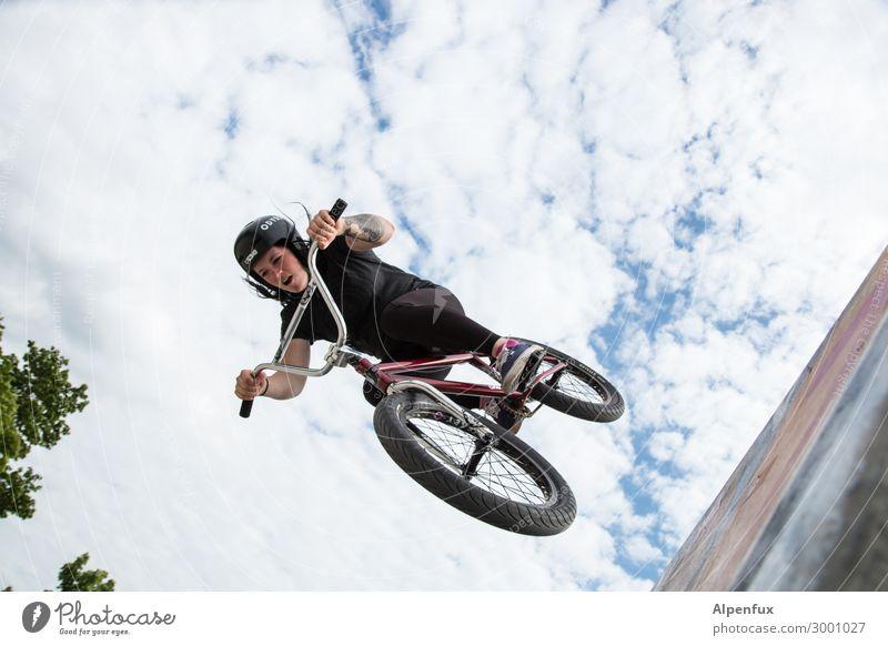 AST 10 | Freier Fall Fahrradfahren Halfpipe fliegen Tapferkeit selbstbewußt Coolness Erfolg Kraft Willensstärke Tatkraft Höhenangst Flugangst Abenteuer Angst