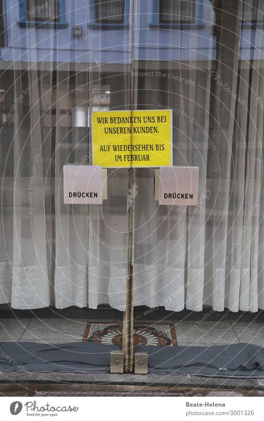 Winterschließung kaufen Restaurant Speiseeis Gastronomie Arbeitslosigkeit Ruhestand Schriftzeichen Essen hocken träumen trinken Zusammensein Stimmung Fernweh