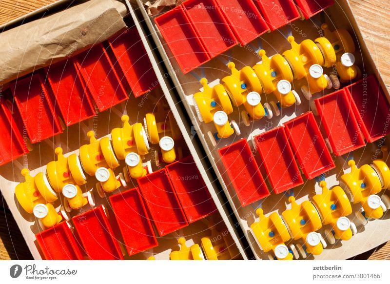 Traktor mit Anhänger Autohaus Fuhrpark Garage Handel Großhandel Spielzeug Landwirtschaft Kunststoff Auswahl Verpackung Karton verkaufen Ladengeschäft