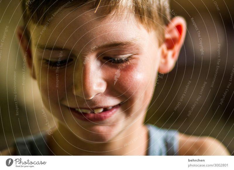 mein herz Junge Eltern Erwachsene Familie & Verwandtschaft Kindheit Körper Haut Kopf Haare & Frisuren Gesicht Auge Ohr Nase Mund Lippen Zähne 3-8 Jahre Lächeln
