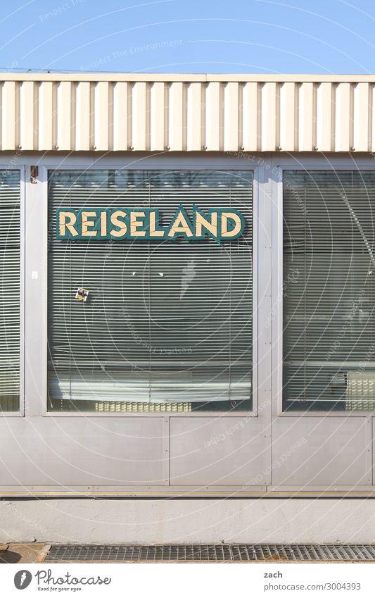 Brandenburg Ferien & Urlaub & Reisen Tourismus Ausflug Abenteuer Ferne Sightseeing Städtereise Sommerurlaub Winterurlaub Büro Kleinstadt Fassade Schriftzeichen