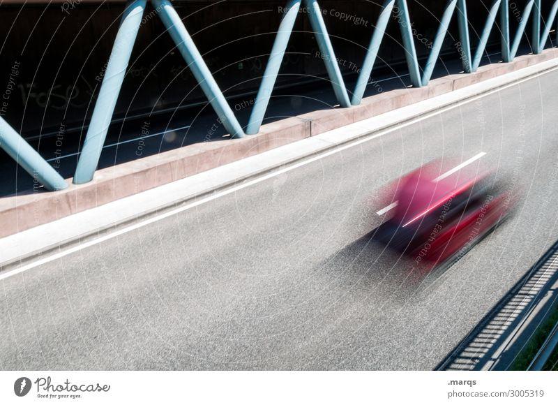 Tempo 80 Verkehr Verkehrsmittel Verkehrswege Straßenverkehr Autofahren Autobahn PKW Geschwindigkeit Fortschritt Mobilität Güterverkehr & Logistik Wege & Pfade