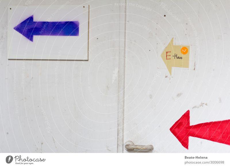 Informationsgesellschaft 2 Haus Büro Dienstleistungsgewerbe Gebäude Architektur Mauer Wand Tür Namensschild Zeichen Schilder & Markierungen Hinweisschild