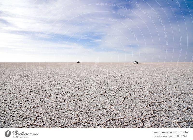 Salzwüste Salar de Uyuni uyuni salar salzwüste einsamkeit hochebene salzsee salzkruste abenteuer bolivien südamerika panamerikana