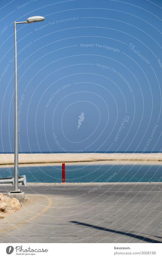 Ii\. Ferien & Urlaub & Reisen Tourismus Freiheit Sommer Sonne Strand Meer Umwelt Sand Himmel Wolkenloser Himmel Klima Schönes Wetter Oman Verkehr Straßenverkehr