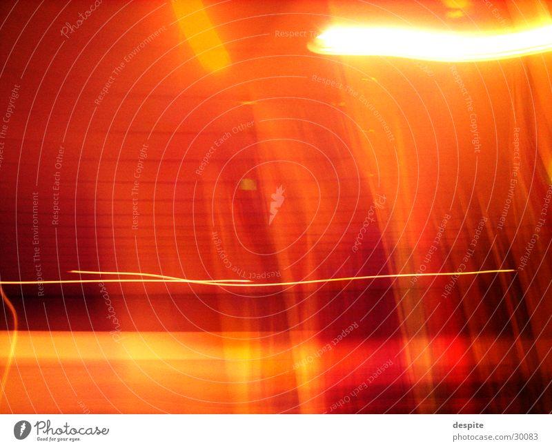 Motion at night Licht Nacht Langzeitbelichtung Reaktionen u. Effekte Bewegung