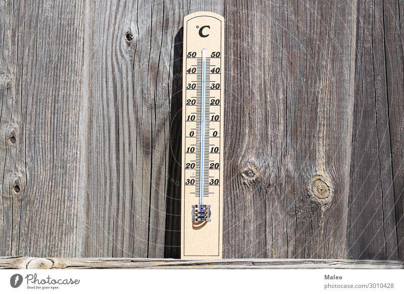 Hohe Temperaturen des heißen Sommers Grad Celsius Thermometer Wetter hoch Wärme Sonne Dinge extrem Umwelt fahrenheit Aktion Klima Natur Meteorologie messen