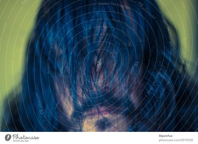 heute geschlossen wegen | Isolation Mensch alt Einsamkeit Traurigkeit Haare & Frisuren Kopf maskulin träumen Kommunizieren Mund beobachten Hoffnung Schutz