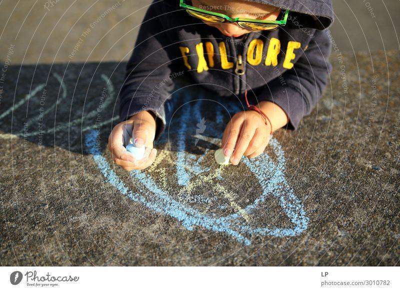 erkunden Kindererziehung Bildung Wissenschaften Kindergarten Schule Schulhof Klassenraum Tafel Schulkind Bildungsreise Prüfung & Examen Telekommunikation Erfolg