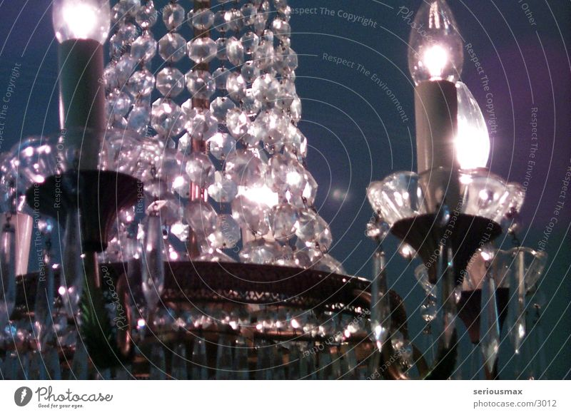 Leuchter2 Nachtleben antik Club Kristallstrukturen alt