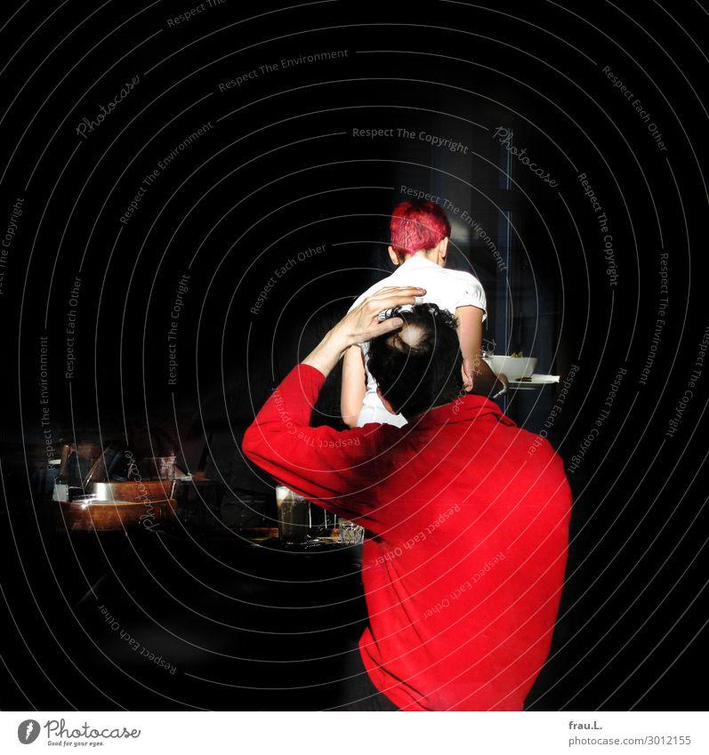Haare Mensch Frau Erwachsene Mann Kopf Haare & Frisuren 2 18-30 Jahre Jugendliche 45-60 Jahre schwarzhaarig rothaarig kurzhaarig Glatze