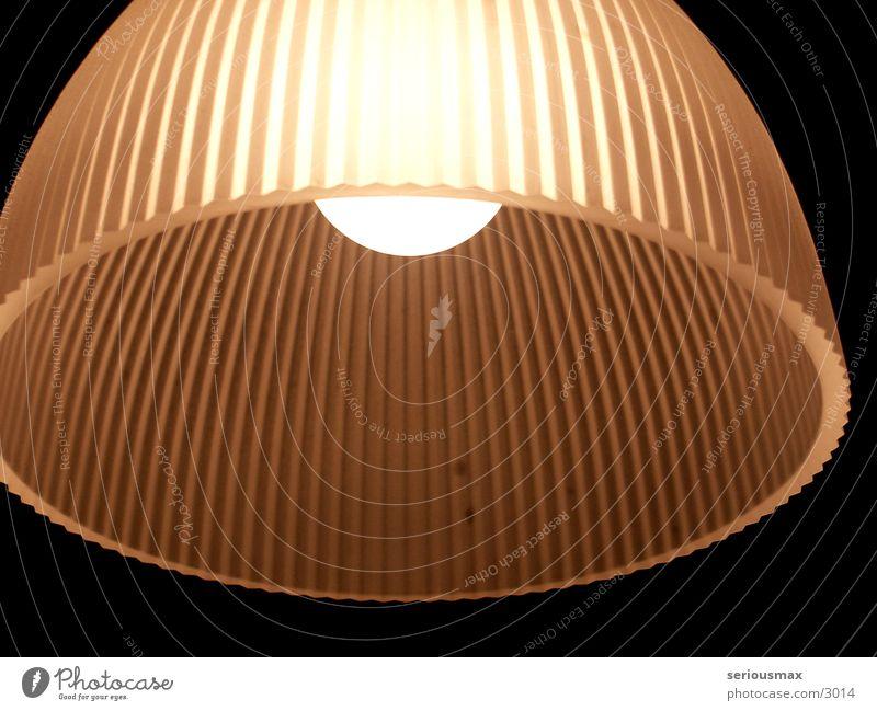 Lampe benutzt Licht Nacht Fototechnik