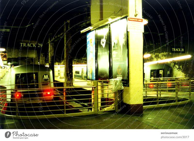 NY Grand Central Station New York City Eisenbahn Gleise Bahnhof