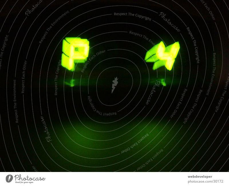 Programm 4 grün Fernsehen Digitalfotografie Software Informationstechnologie