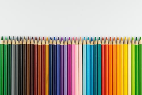 Textfreiraum Kind Farbe Freude Stil Kunst Spielen Schule Design Freizeit & Hobby elegant Kreativität lernen einzigartig malen Bildung zeichnen