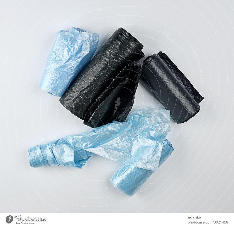 blau Farbe weiß schwarz Umwelt Aussicht Sauberkeit neu Kunststoff durchsichtig Müll Top ökologisch Entwurf Umweltverschmutzung Container
