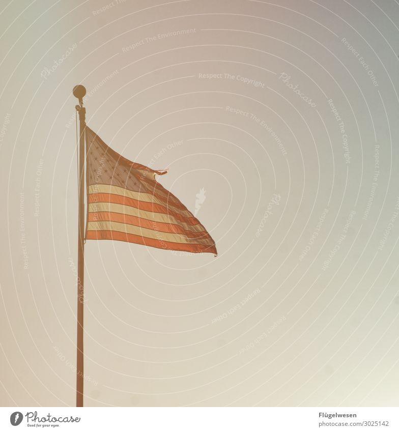 2) God bless America (aber bitte schnell) Amerika Amerikaner USA Stars and Stripes Fahne Nationalitäten u. Ethnien Patriotismus Lokalpatriotismus Erfolg