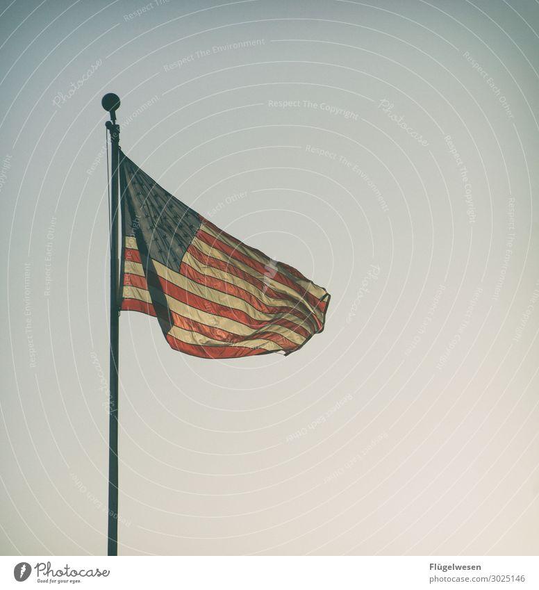 4) God bless America (aber bitte schnell) Amerika Amerikaner USA Stars and Stripes Fahne Nationalitäten u. Ethnien Patriotismus Lokalpatriotismus Erfolg