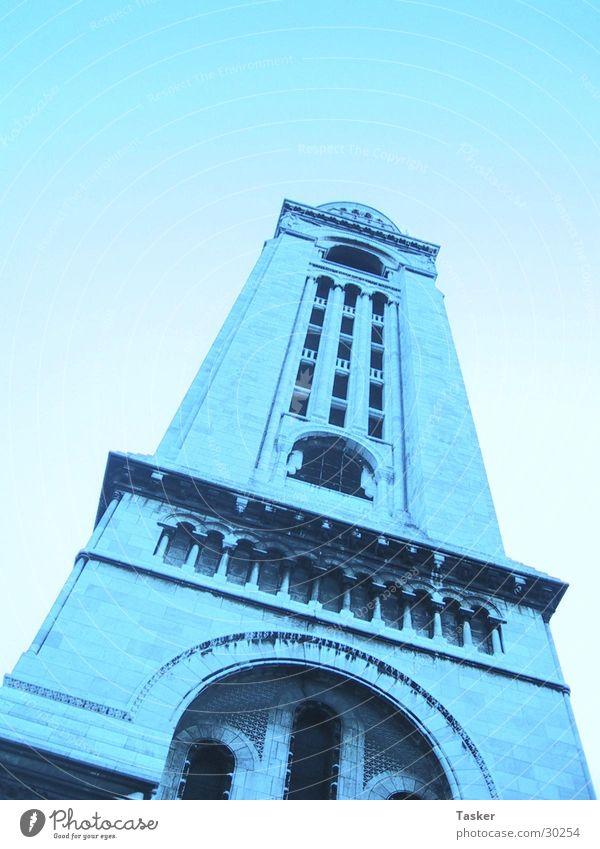 High in the sky Architektur Turm Paris