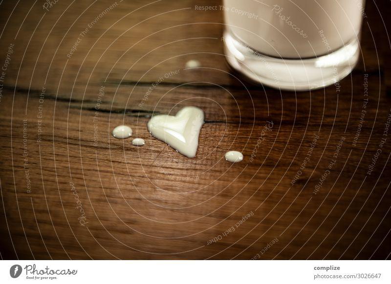 like Milk! Lebensmittel Milcherzeugnisse Ernährung Bioprodukte Vegetarische Ernährung Getränk Kaffee Tasse Becher Glas Lifestyle Freude Gesundheit