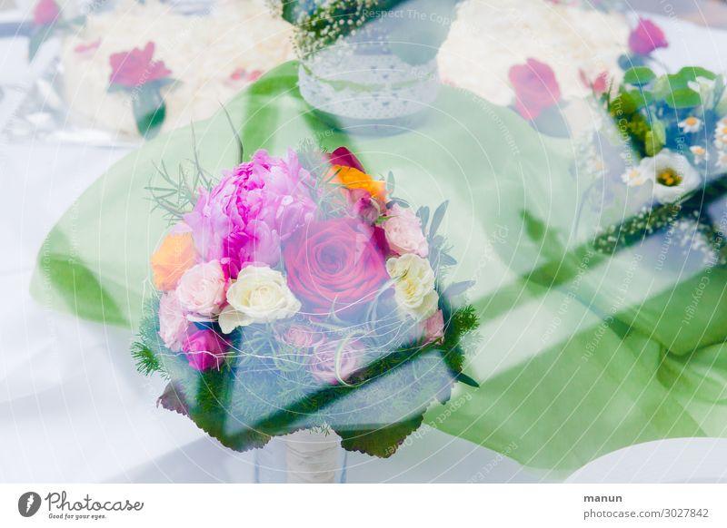 Blumen-Deko Farbe Lifestyle Blüte Feste & Feiern Stil Dekoration & Verzierung Geburtstag ästhetisch Hochzeit Blumenstrauß Duft Reichtum Gastfreundschaft Taufe