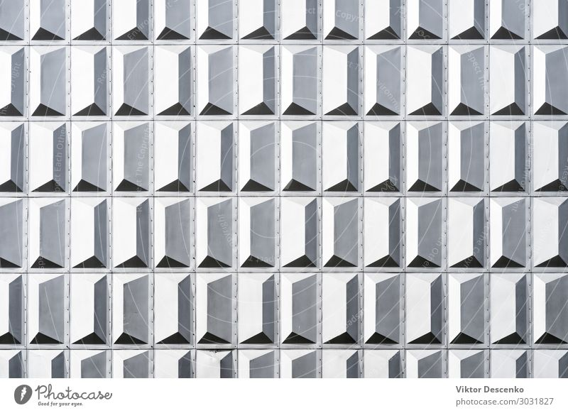Dekorative Paneele am Haus elegant Design Dekoration & Verzierung Tapete Kunst Architektur Fassade Beton Ornament alt außergewöhnlich modern grau schwarz