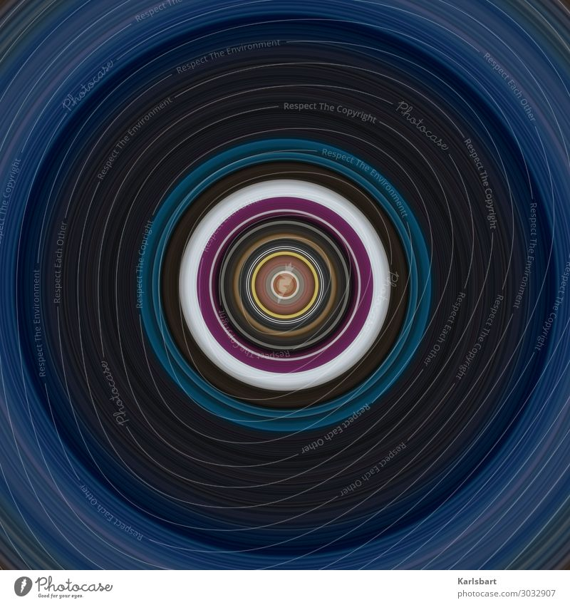 Circle Design harmonisch Yoga Schallplatte Bewegung rund Farbe Klima Kommunizieren komplex Konzentration Kreativität Kunst Leistung Problemlösung Macht