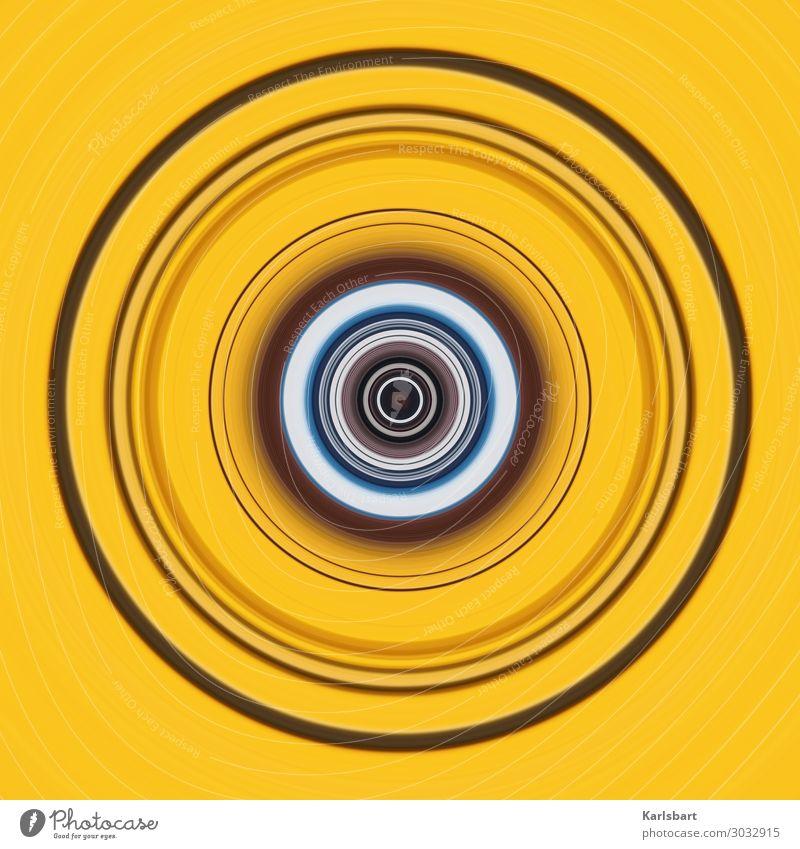 Circle Farbe Bewegung Design Kreis Grafik u. Illustration rund harmonisch Yoga hypnotisch Zirkel Herz-/Kreislauf-System