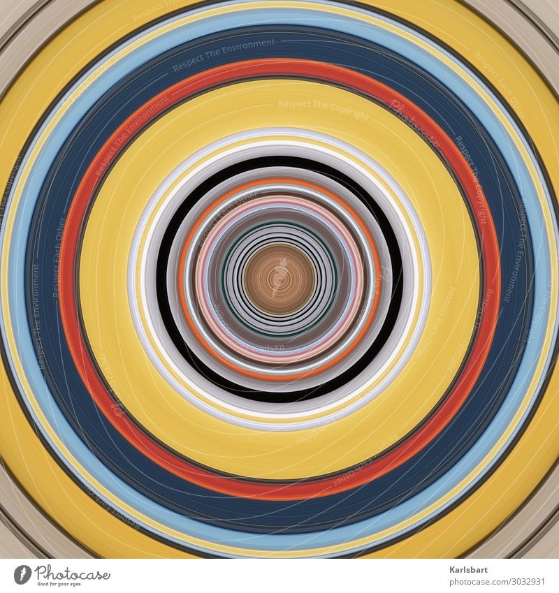 Circle Design harmonisch Yoga Musik Musik hören Compact Disc Schallplatte Bewegung rund Farbe Idee Identität innovativ Kommunizieren komplex Konzentration