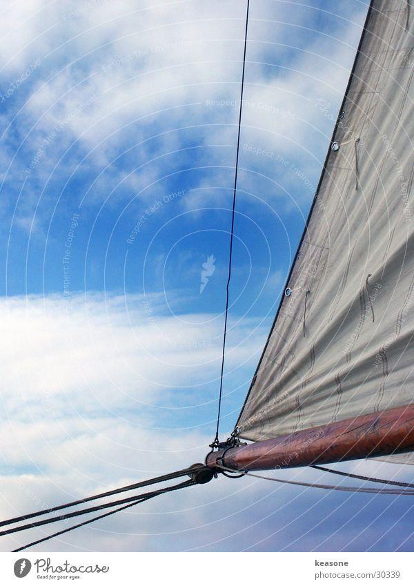 palsteg4 Segeln Meer Freizeit & Hobby Regatta Arbeit & Erwerbstätigkeit Sturm Schifffahrt Seil Knoten Paradies Leidenschaft Wind http://www.keasone.de