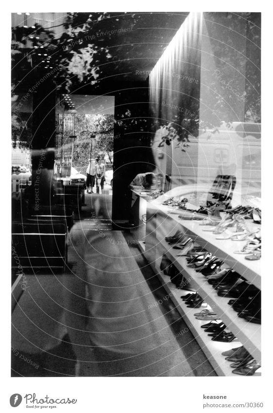 prague Freundschaft Schuhe Ladengeschäft Prag Tschechien Fototechnik Boutique Schuhgeschäft