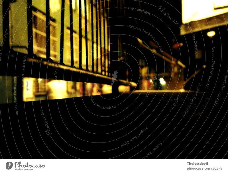 Party Nacht 01 schwarz gelb Stil Freizeit & Hobby