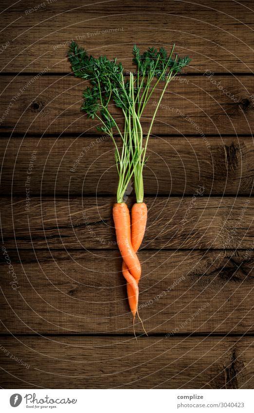 Karotten Liebe Lebensmittel Gemüse Salat Salatbeilage Ernährung Essen Frühstück Mittagessen Picknick Bioprodukte Vegetarische Ernährung Diät Freude Glück