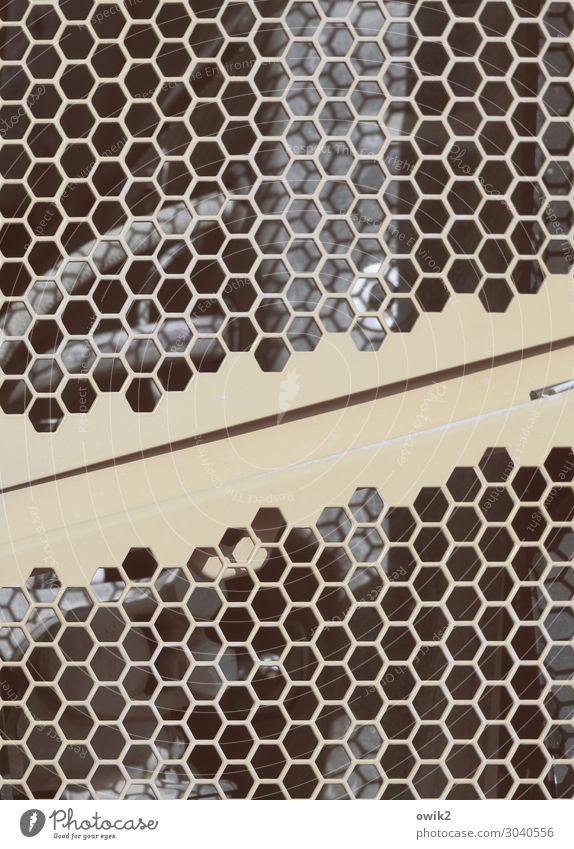 Projekt Metall komplex Wabe Kühlergrill Gitterrost Wabenmuster