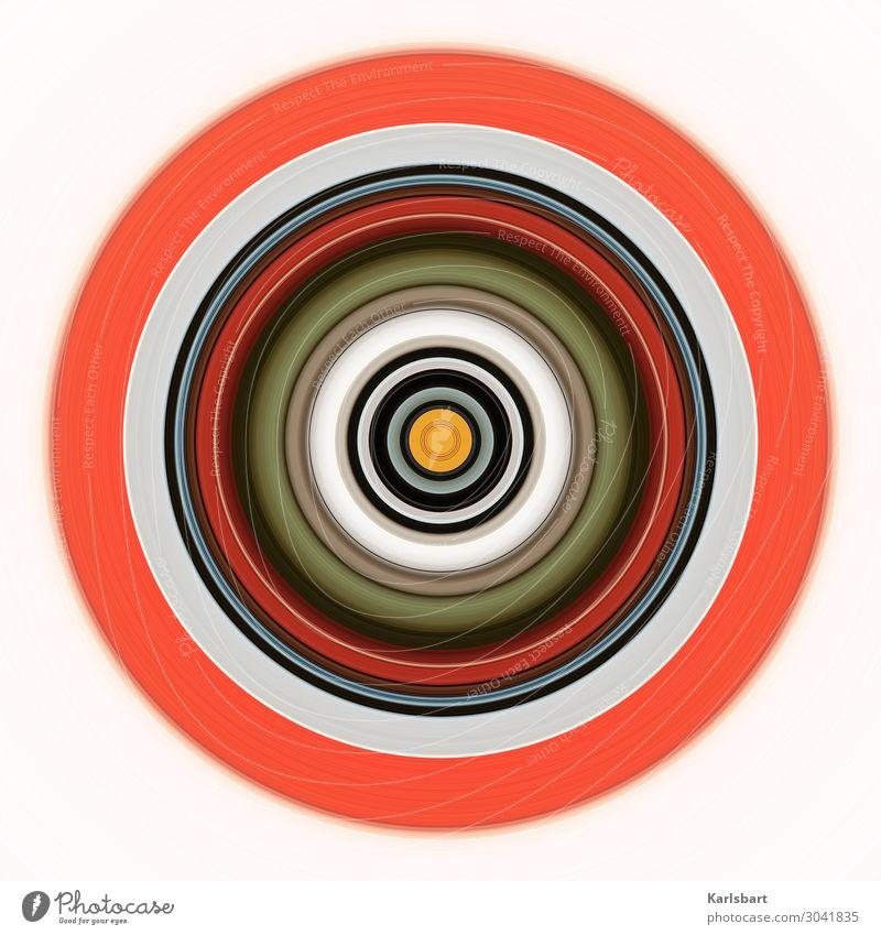 Circle Kreis Zirkel Yoga Design rund harmonisch hypnotisch Detailaufnahme Farbe Herz-/Kreislauf-System Grafik u. Illustration