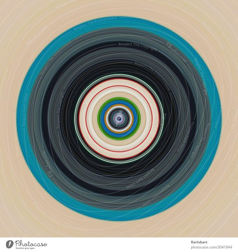 Circle Kreis Zirkel Yoga Design rund harmonisch hypnotisch Detailaufnahme Farbe Möbel