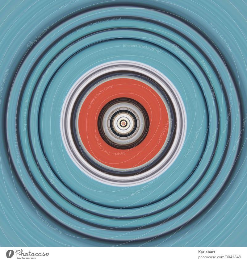 Circle Farbe Design Kreis rund harmonisch Yoga hypnotisch Zirkel