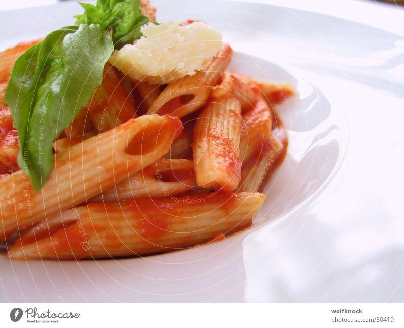 penne Ernährung Italien Nudeln Mahlzeit