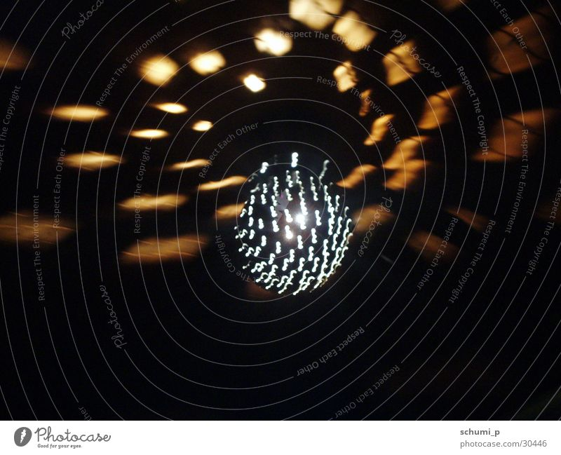 Discokugel Party Ball Disco Club Kugel Nachtleben Lichtpunkt Lichtkugel