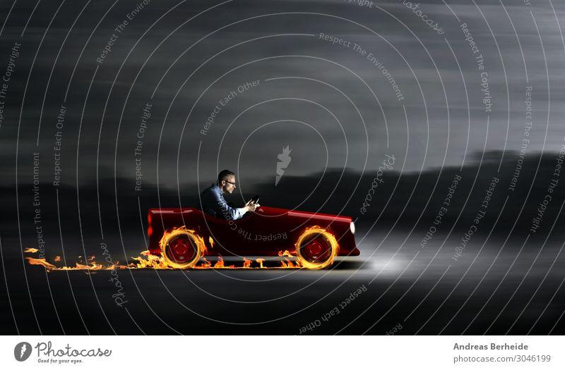 Jetzt aber schnell Hintergrundbild Business Design PKW Kraft Aktion Erfolg Geschwindigkeit Grafik u. Illustration Brand Ziel Asphalt Dienstleistungsgewerbe