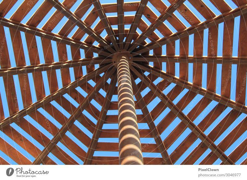 Sommerferien Himmel Ferien & Urlaub & Reisen blau schön Sonne Meer Strand Lifestyle Tourismus braun Stimmung Schönes Wetter Klima Sommerurlaub Sonnenbad