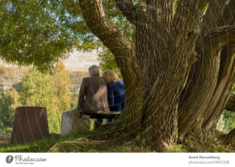 Unsere Zeit Mensch maskulin feminin Weiblicher Senior Frau Männlicher Senior Mann Familie & Verwandtschaft Paar Partner Erwachsene Leben 2 45-60 Jahre