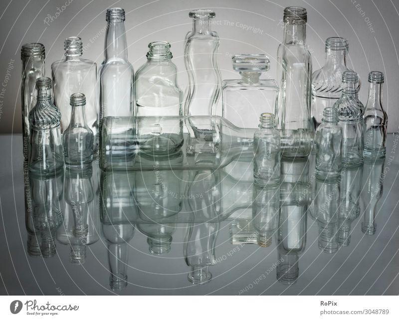 Flaschensammlung.. Getränk Glas Lifestyle Design Wohlgefühl Erholung Meditation Freizeit & Hobby Arbeit & Erwerbstätigkeit Beruf Handwerker Arbeitsplatz Fabrik