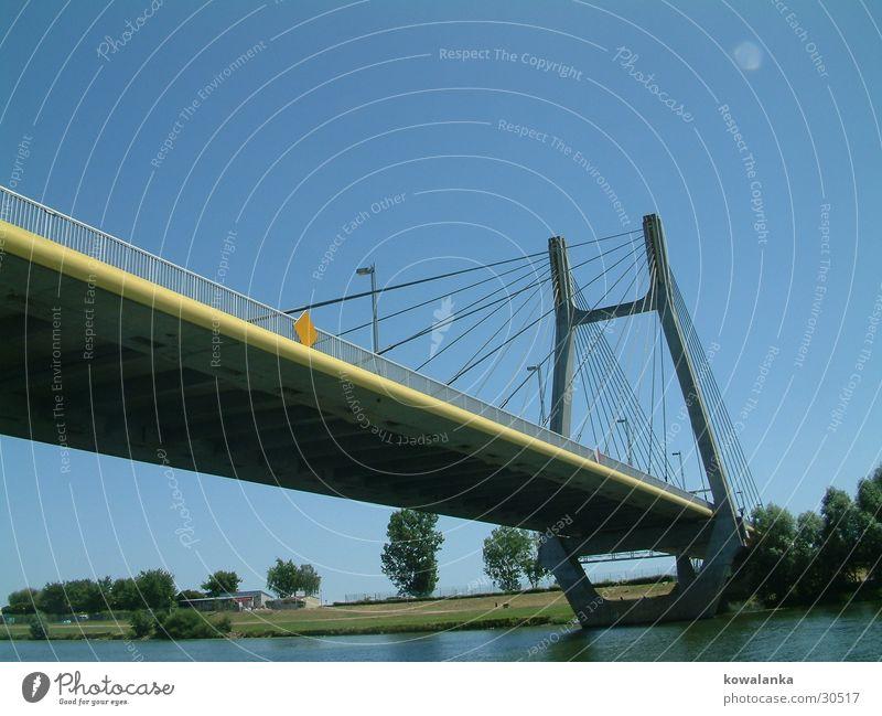 Brücke 3 Frankreich blue Fluss