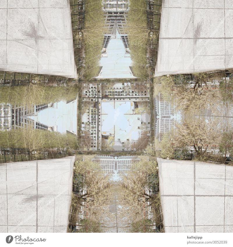 haus-suah Stadt Haus Bauwerk Gebäude Architektur Kaleidoskop Muster Strukturen & Formen Wandel & Veränderung Strukturwandel Farbfoto mehrfarbig Außenaufnahme