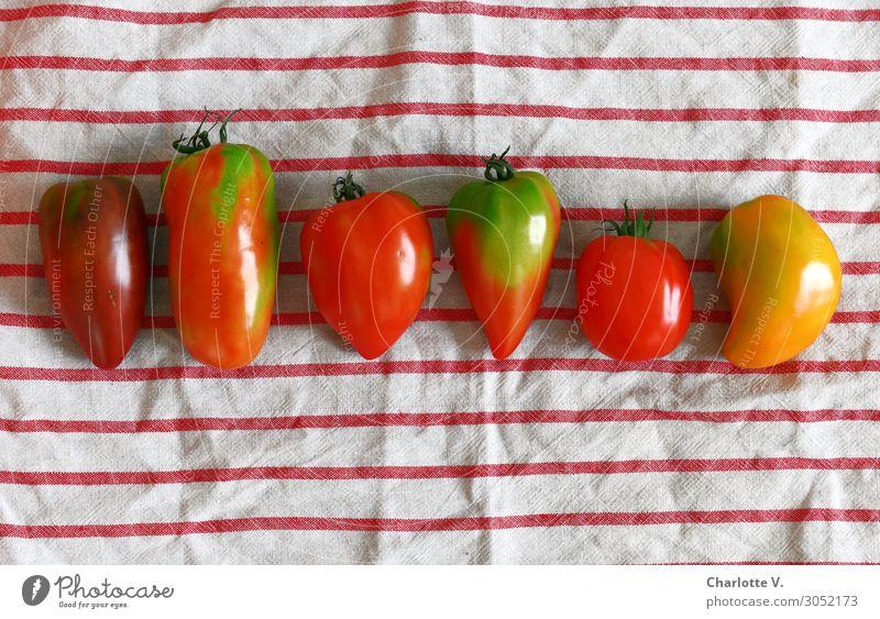 Vielfalt Lebensmittel Gemüse Tomate Ernährung Bioprodukte Vegetarische Ernährung Diät Italienische Küche Vitamin Salatzutat Gesundheit Gesunde Ernährung