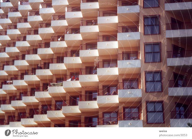 Wohnregal Ferien & Urlaub & Reisen Fenster Architektur Tourismus Hotel Balkon